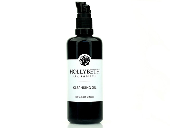 Hollybeth Organics cleansing oil