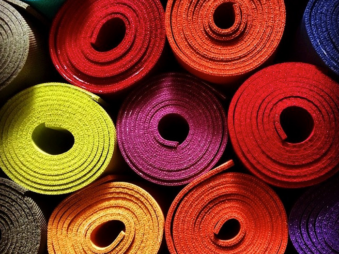 how to break in manduka mat
