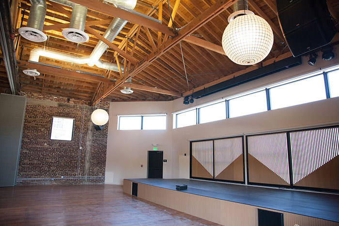 Wanderlust Hollywood yoga studio