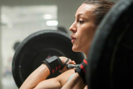 What's inspiring Margaux Alvarez as she heads to the CrossFit Games