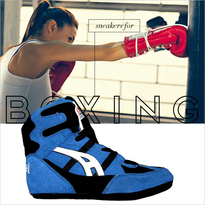 sneakers for every workout