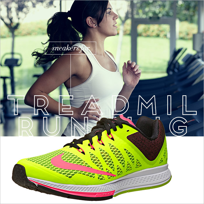 best womens sneakers for treadmill