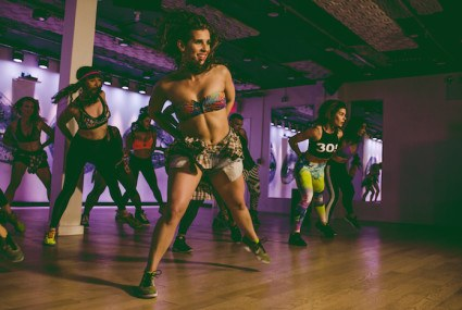 5 tips to master your first dance cardio class (even if you've got no rhythm)