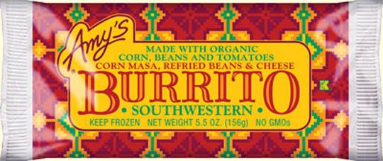Amy's Burrito