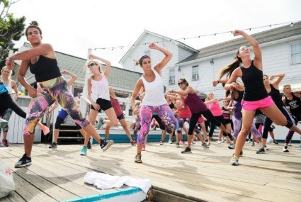 13 incredible event shots from our Surfside Salutations finale in Montauk