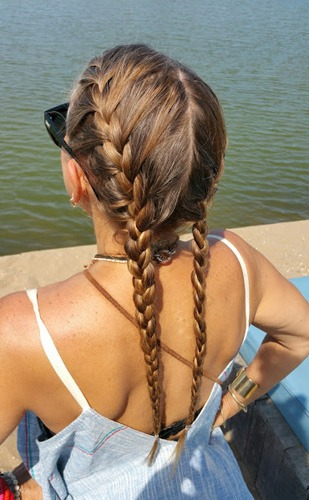 Gorgeous-French-Braids