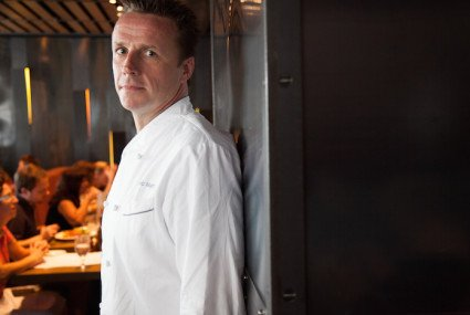 """Chopped"" judge and restaurateur Marc Murphy will eat anything"
