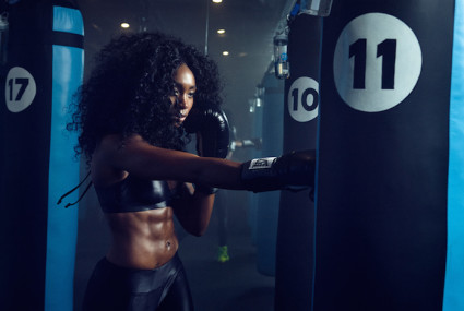 The fitness boxing boom is spreading to Brooklyn