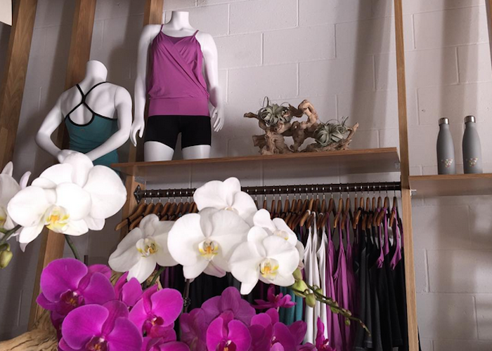Yogasmoga opens a summer pop-up store in lower Manhattan
