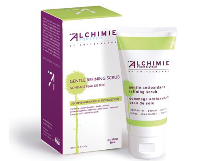 Alchimie forever face scrub