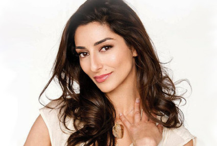 My Five Beauty Obsessions: Necar Zadegan, actress