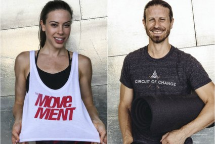 10 fitness moves you've never done before: The Movement meets Circuit of Change