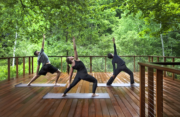 yoga retreats beautiful places to do yoga around the