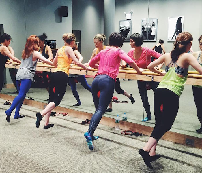 NYC fall fitness preview_pure barre