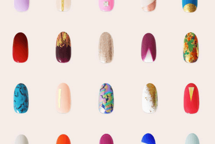 10 amazing nail art designs for a haute—and healthy—manicure