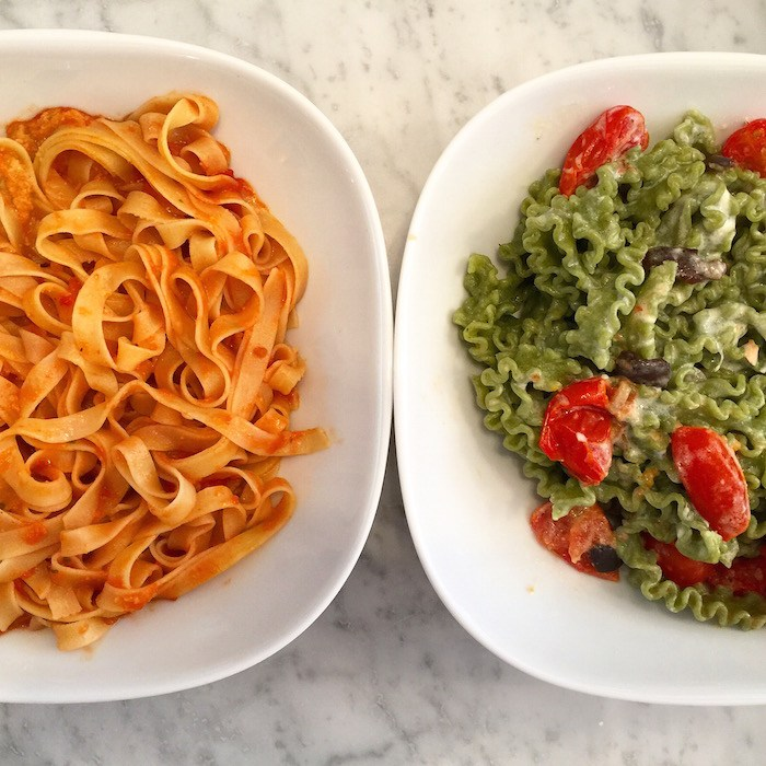 Pazzi Pasta_Side by Side