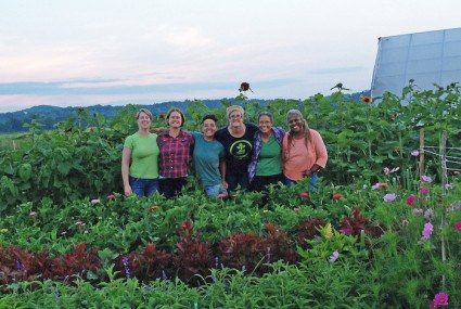 The upstate farm that New York City women built