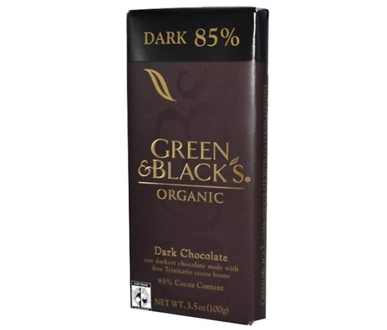Green & Black chocolate