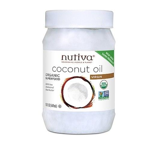 nutiva coconut oilk