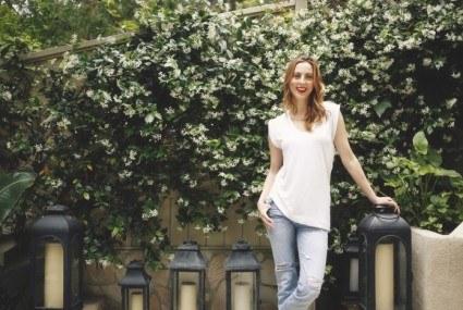 Eva Amurri Martino's healthy kitchen habits—from goat's milk to stocking citrus