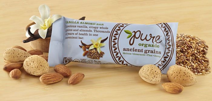 vegan protein bars_pure