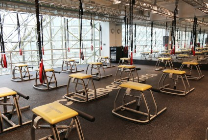 ChaiseFitness' huge new Financial District studio comes with fitness surprises