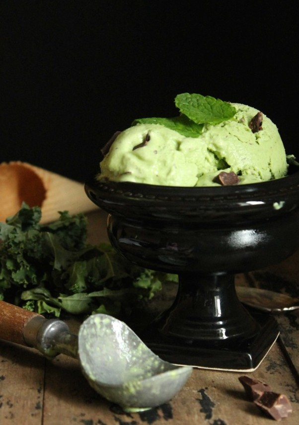 Kale Yogurt