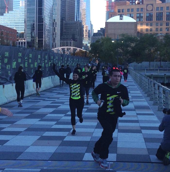 Kevin Hart running