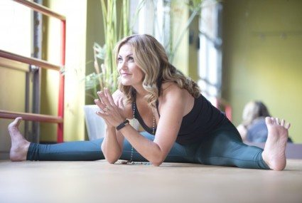 The entrepreneur who turned a former Jiffy Lube into a top yoga destination