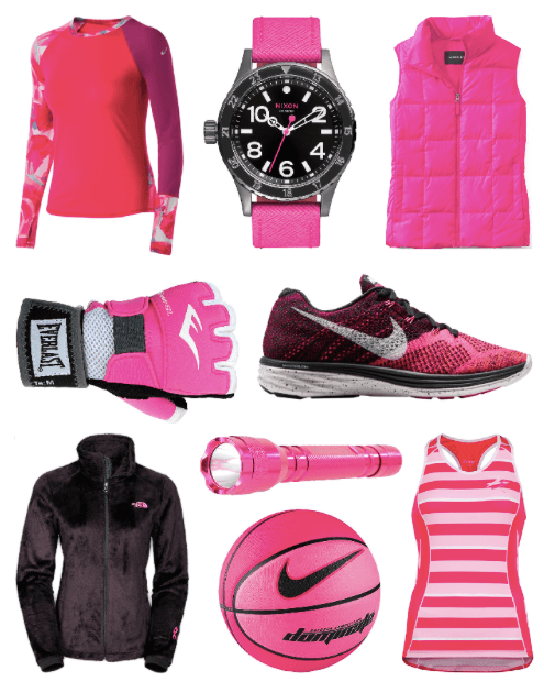 Style of Sport pretty in pink