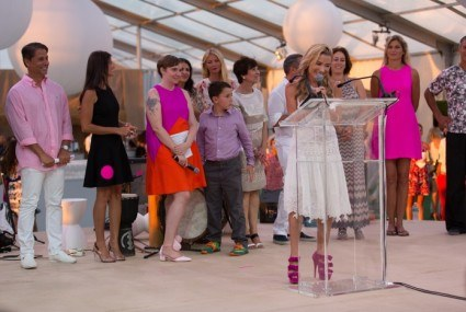 Why Tracy Anderson is doing more than wearing a pink ribbon this October