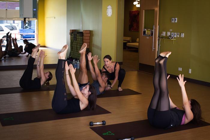 Zen Yoga Garage 2