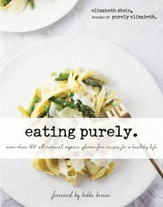 eating purely gluten-free cookbook