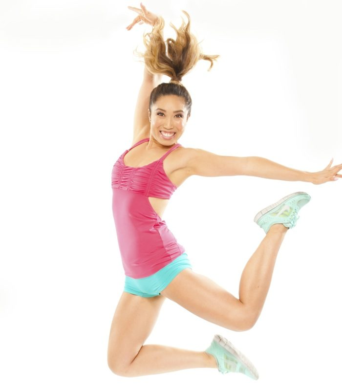 Cassey Ho Teams Up With 24 Hour Fitness