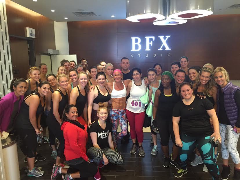 BFX Biathlon class