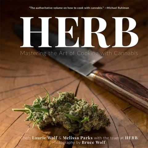 Herb, Stoner Cookbook, cannibis recipes