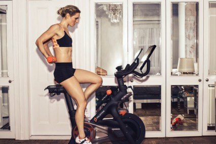 Well+Good - The Peloton bike is this year's most-wanted fitness gift