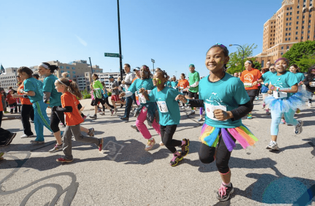 Girls on the Run Facebook