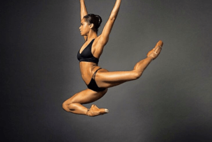 America's most-beloved ballerina is writing a book on health and fitness