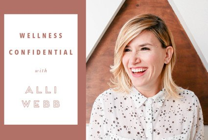 Drybar founder Alli Webb on the exfoliator she swears by and the importance of speaking up for yourself
