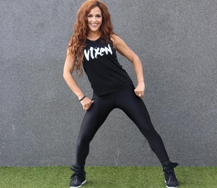 dance cardio move
