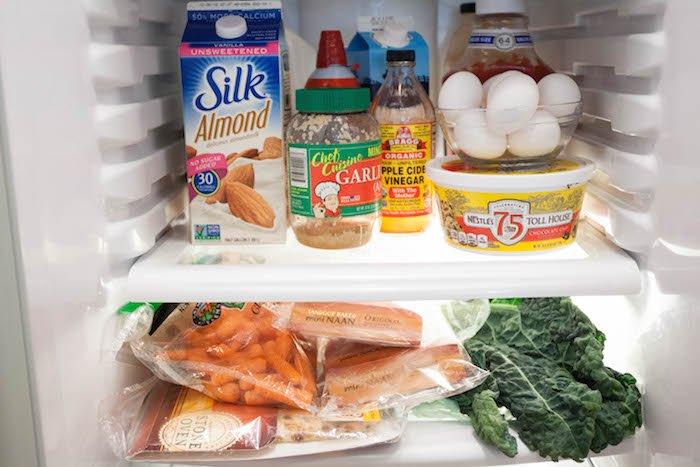 Myhealthydish refrigerator sample 4