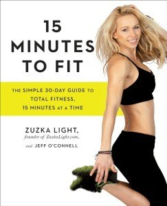 Zuzka Light 15 Minutes to Fit workout