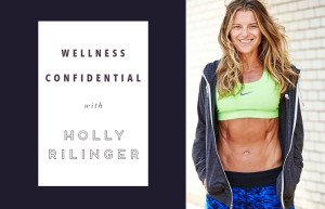 Trainer Holly Rilinger on her sneaker obsession and sippable skin care