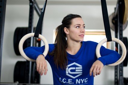 This CrossFit Games winner will soon be helping New Yorkers with their box jumps