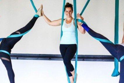 My Studio Style: Lindsey Duggan of AIR Los Angeles