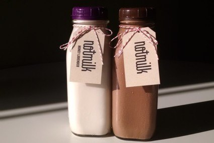 NotMilk is bringing the small batch nut milk revolution to your doorstep (literally)