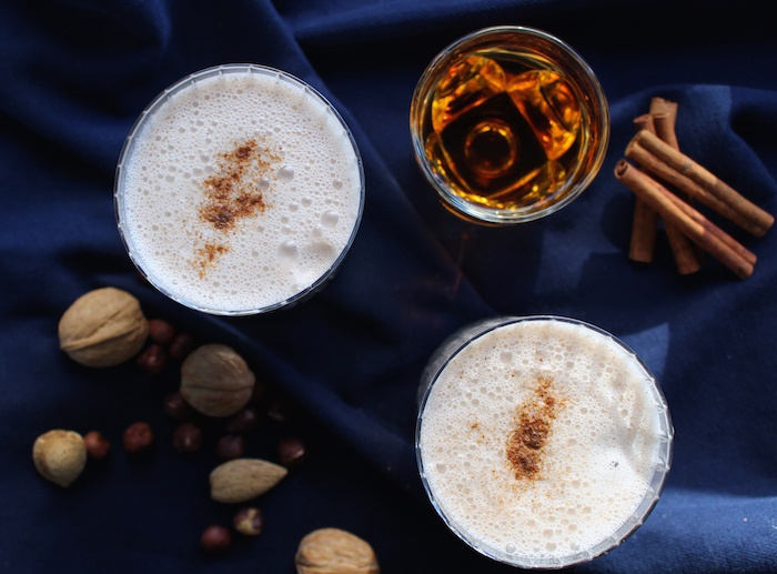 vegan eggnog recipes
