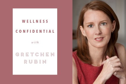 Happiness expert Gretchen Rubin on the power of HIIT workouts and pretty office supplies