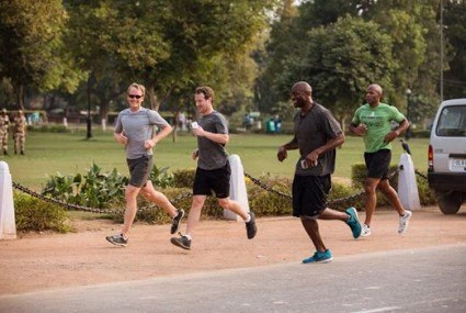 Mark Zuckerberg will run 365 miles in 2016—and he wants you to join him
